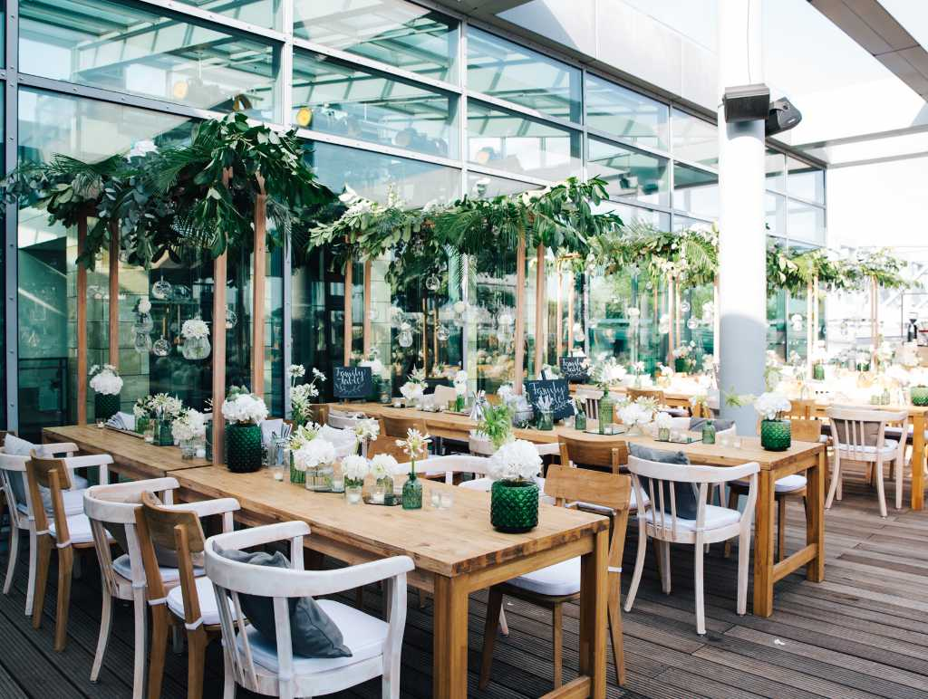 ALICE Rooftop & Garden Eventlocation