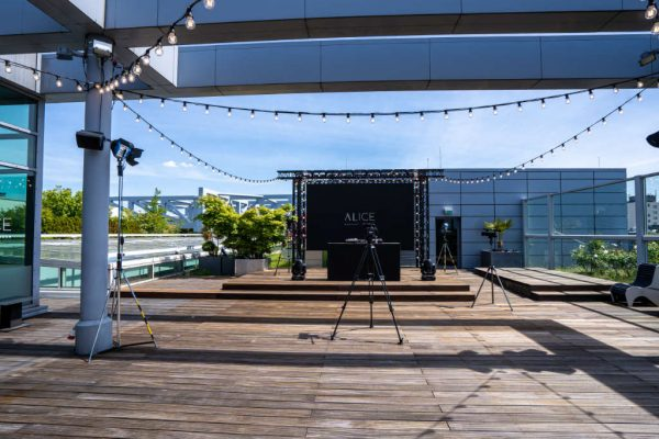 Hybrid Events Outdoor