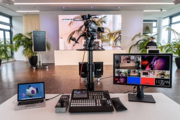 ALICE Digital Studio Berlin with own in-house technology